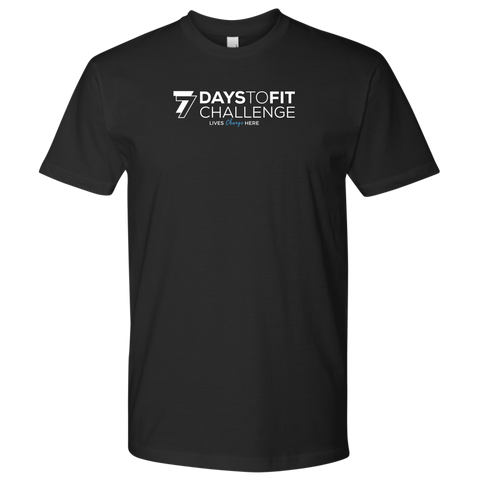 77 Days To Fit Men's Tee
