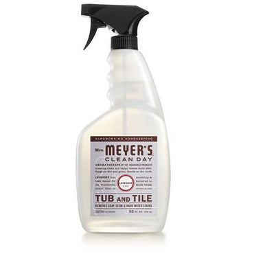 Mrs Meyers Clean Day Tub & Tile Lavender (6x33 OZ)
