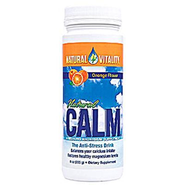 Natural Vitality Calm Orange (1x8 Oz)