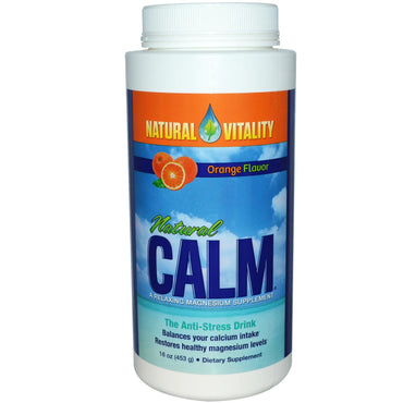 Natural Vitality Calm Orange (1x16 Oz)