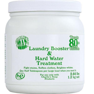 Charlies Soap Laundry Booster/HrdWater (6x2.64LB )
