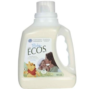 Earth Friendly Ecos Dsny Free/Clear (4x100OZ )