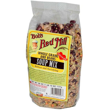 Bob's Red Mill Wg & Bean Soup Mix (4x26OZ )