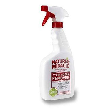 Nature's Miracle Stain/Odor Remover Spr (1x24OZ )