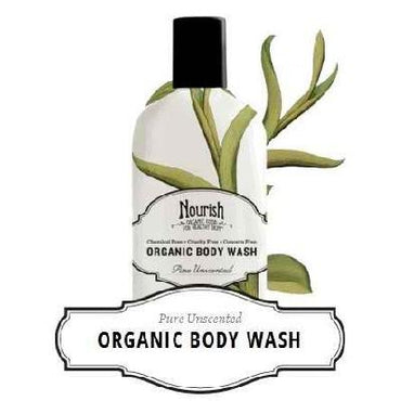 Nourish Body Wash Uns (1x10OZ )