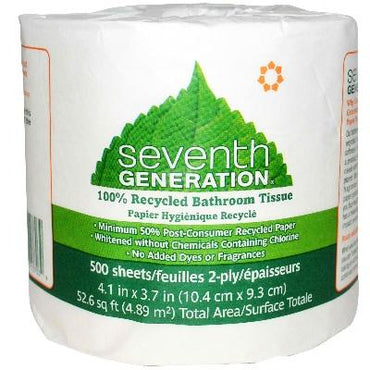 Seventh Generation Bath Tissue 2 Ply (60x500CNT )