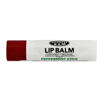 Thayers Organic Slippery Elm Lip Balm Peppermint Stick (24x0.15 OZ)