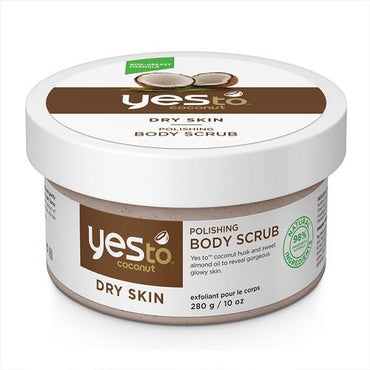 Yes To Coconut Polishing Body Scrub (1x10 OZ)