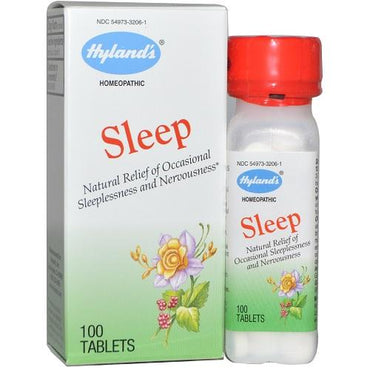 Hyland's Sleep Relief (1x100 TAB )