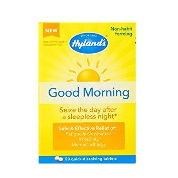 Hyland's Good Morning Tablets (1x50 TAB )