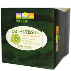 Field Day Facial Tissues (36x1 Pack)