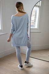 Essential Lounge Set in Light Blue