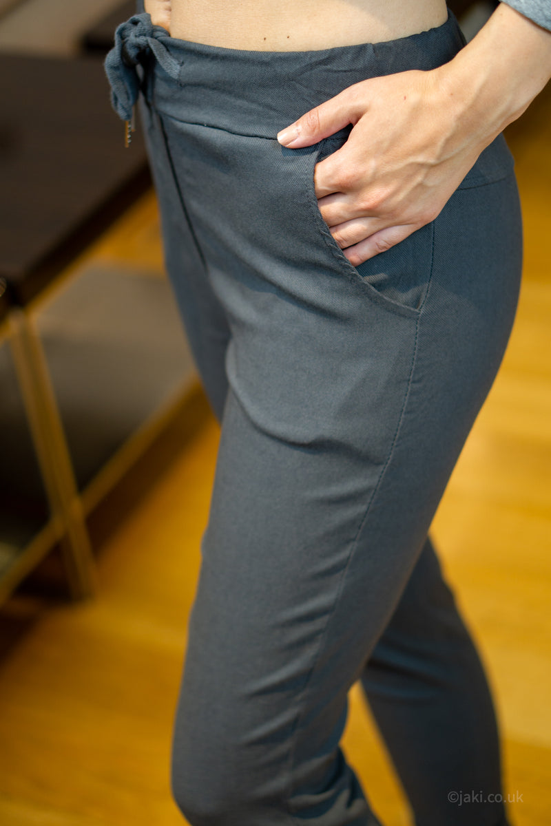 Smart Joggers (Two Pocket Super Stretch)