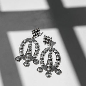 F.L STUDS EARRINGS
