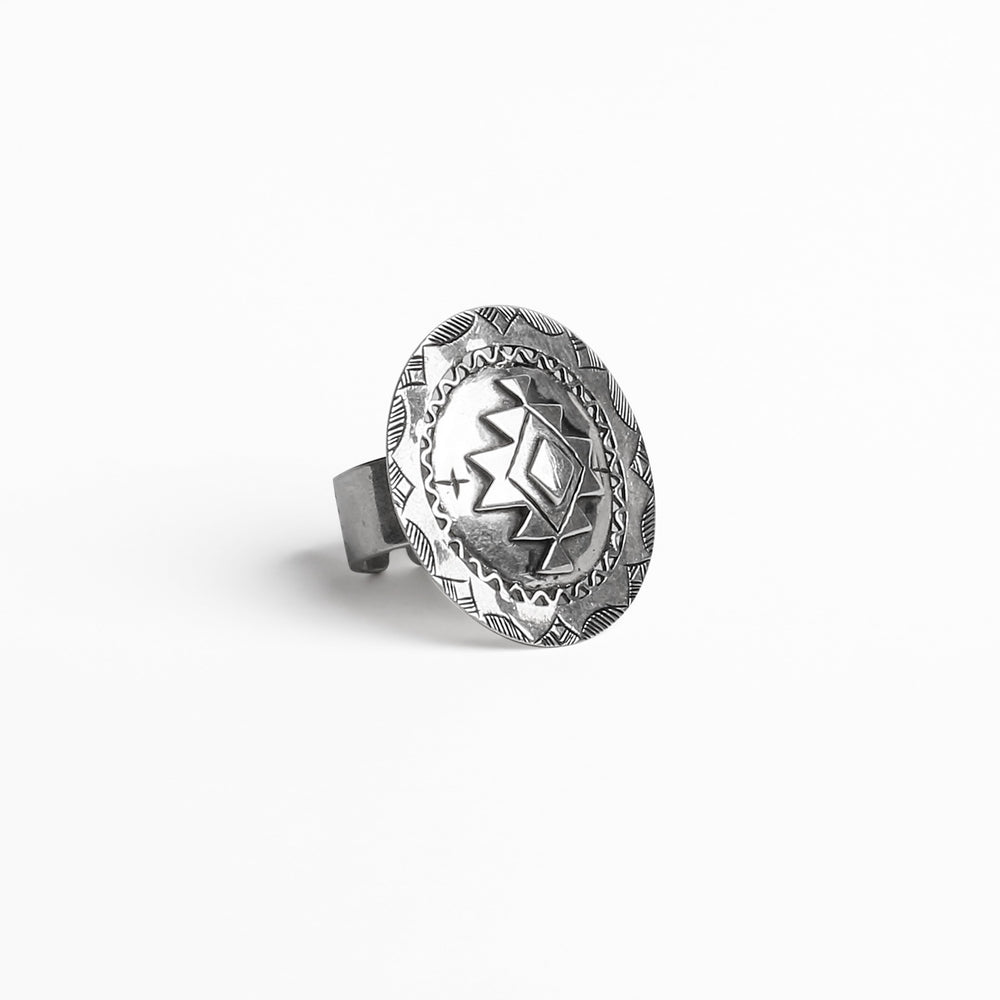 Amazigh Medaillon RING
