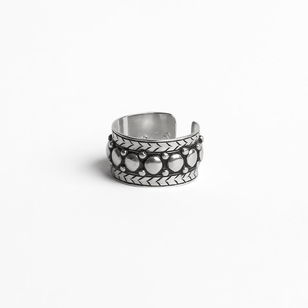 Double Studs RING