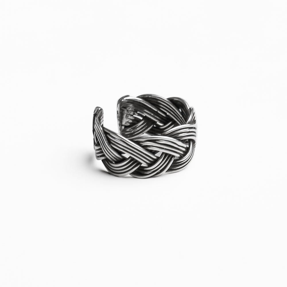 Load image into Gallery viewer, Amazigh Braided RING