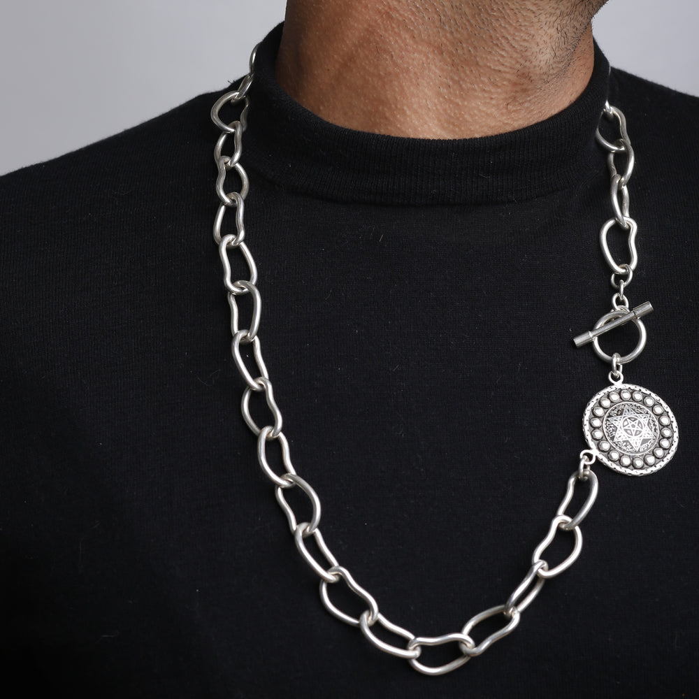 XL Coin Chain LIMITED NECKLACE