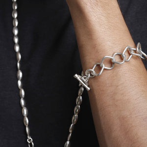 Load image into Gallery viewer, Amazigh Rosette Chain BRACELET