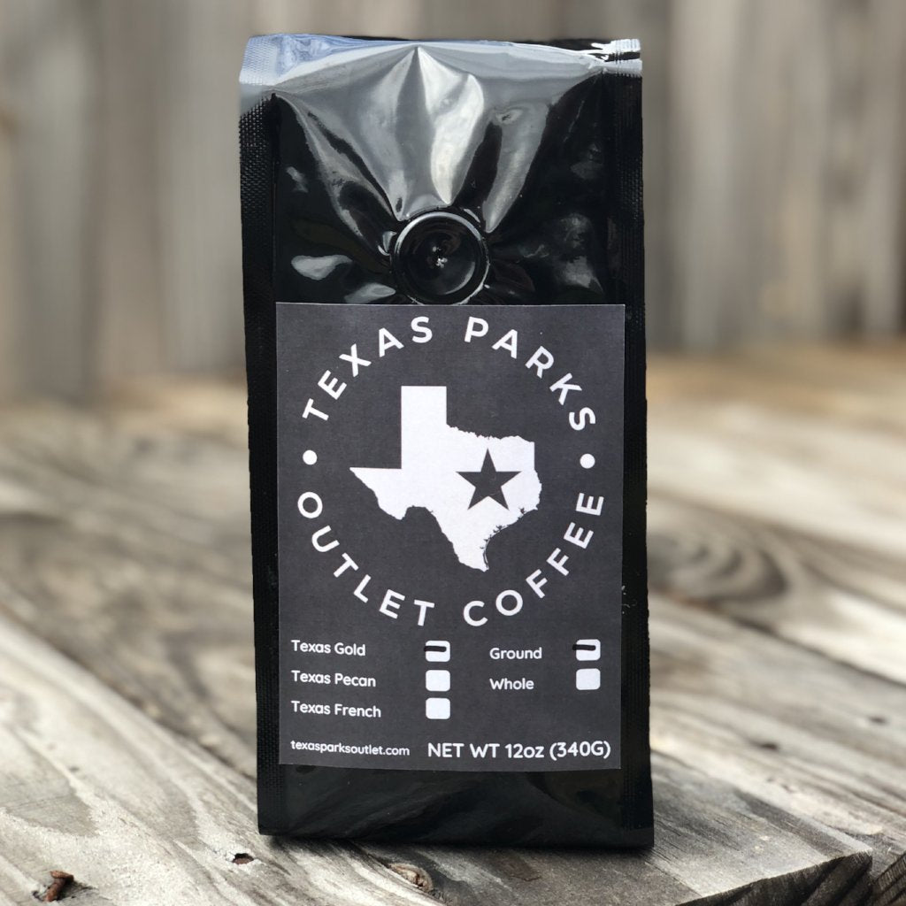 Texas Coffee Gold our finest grade 1 specialty Tanzania and Costa Rica
