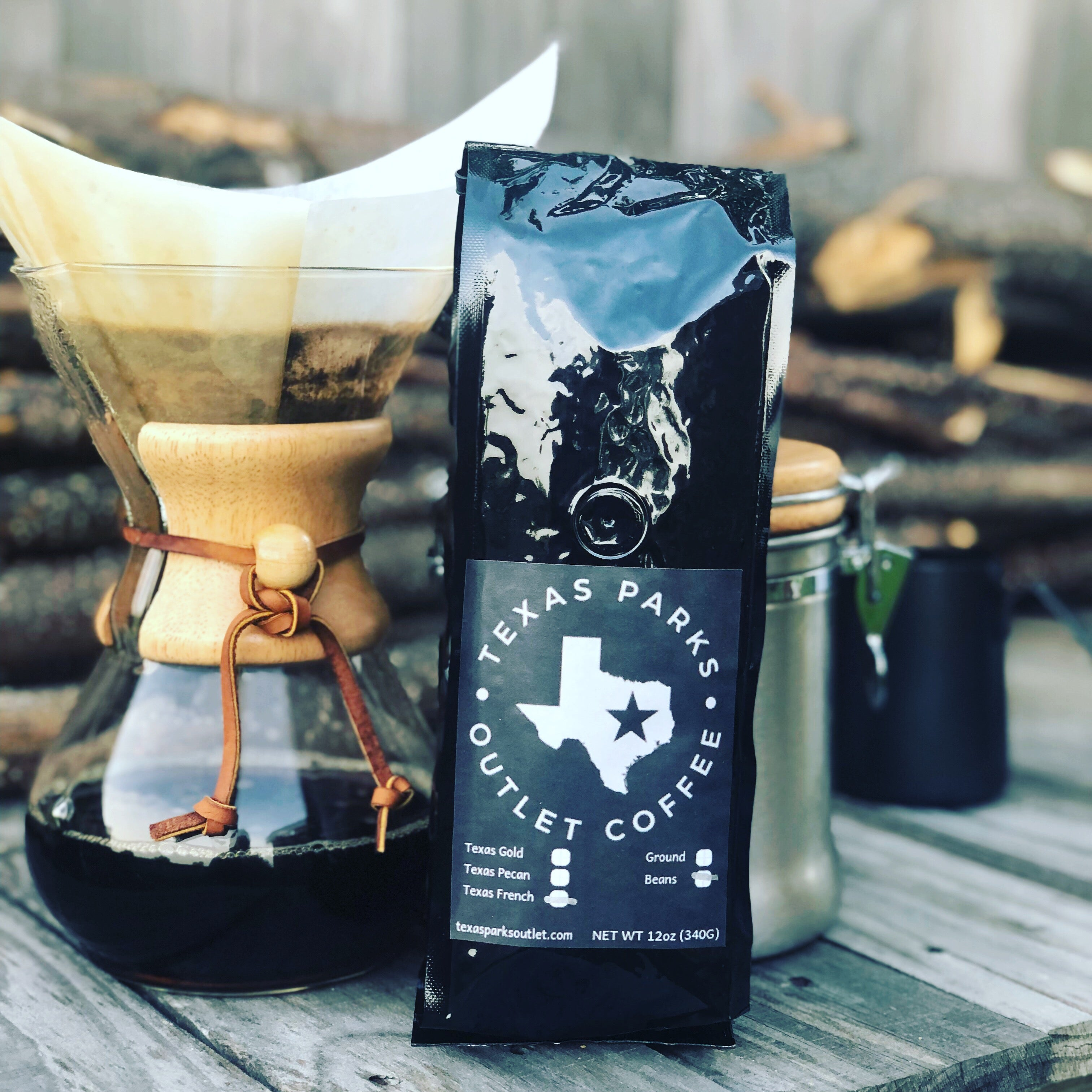 Texas French Roast Coffee