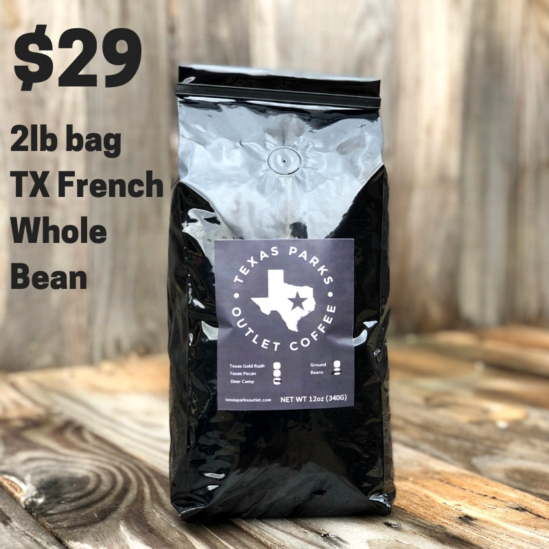 Texas French Roast - 2lb Bag