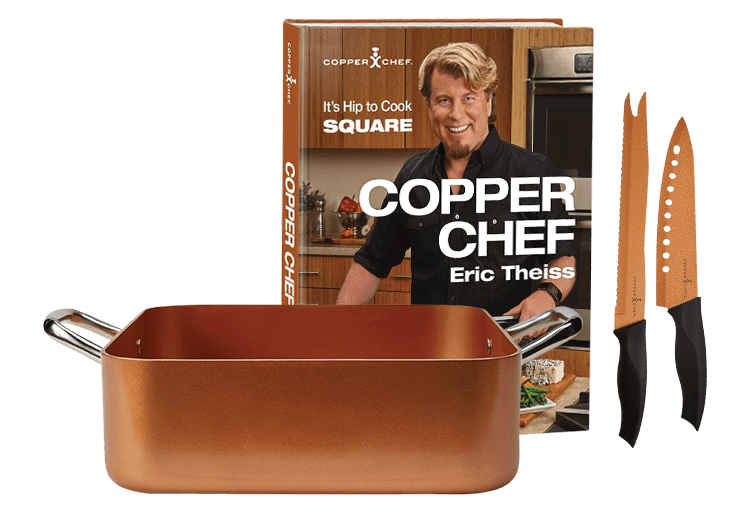 The Copper Chef