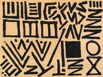 A.R.PENCK | Untitled, 1982