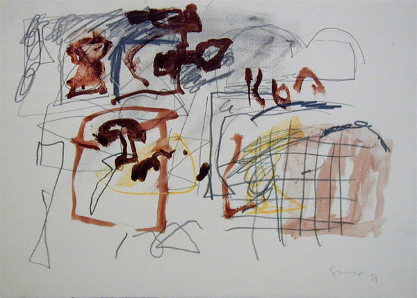 António Sena | Untitled, 1991