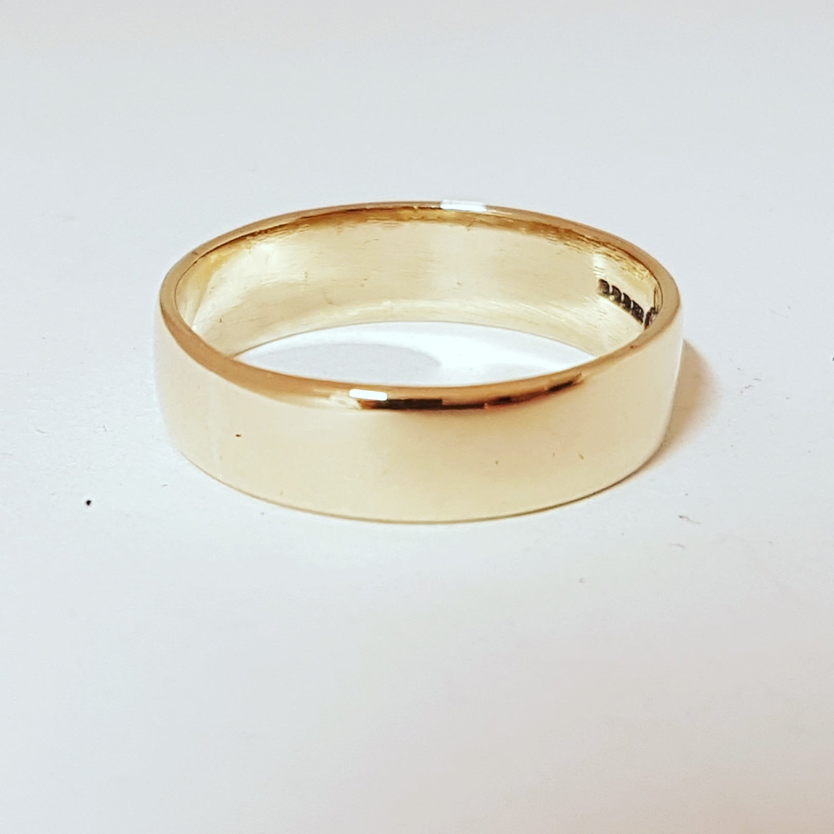 Gold Ring - Wedding ring