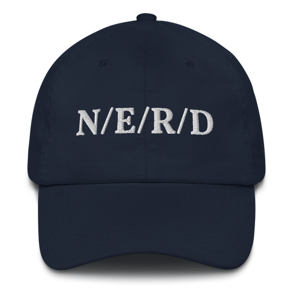 N/E/R/D Adjustable hat