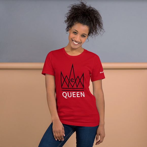 QUEEN Logo Short-Sleeve T-Shirt