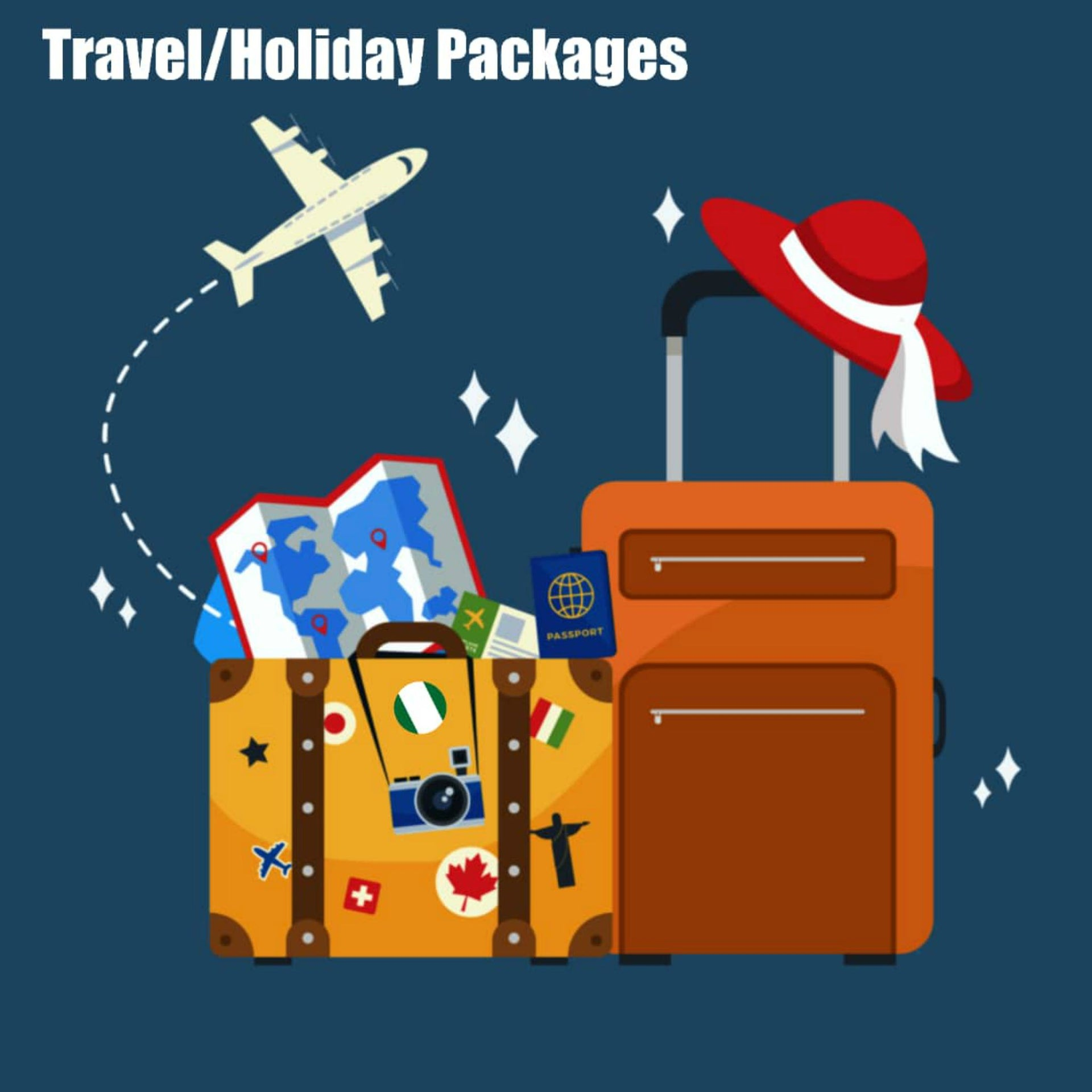 Travel/Holiday Packages