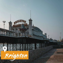 Getaway to Brighton UK  🇬🇧