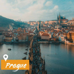 Prague Czech 🇨🇿 City of the Hundred Spires Experience