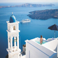 Greek 🇬🇷 Voyage from Athens – Mykonos - Santorini Experience - Early Summer