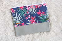 Floral Jungle Clutch