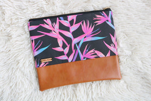 Sunset Bloom Clutch