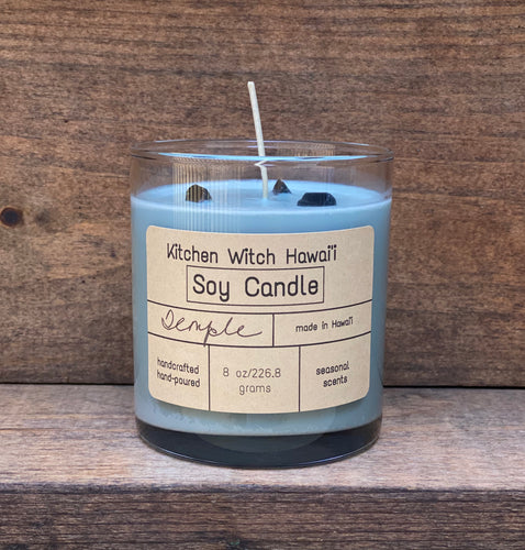Temple Soy Candle