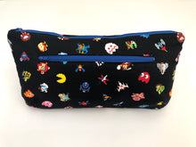 Retro Video Games Poppy Clutch