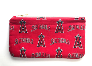 Fly Angels Fly Travel Clutch