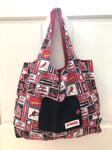 St. Louis Cardinals Folding Eco-Tote