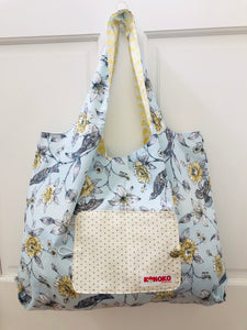 Bird Garden Folding Eco-Tote