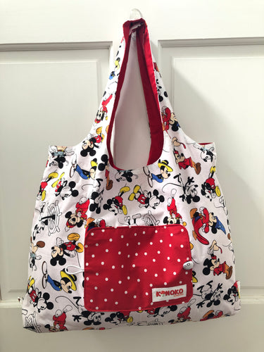 Mickey Mouse Folding Eco-Tote
