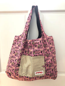 Lolita Alice Folding Eco-Tote