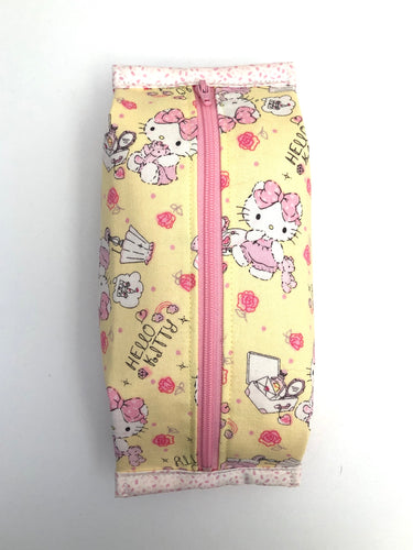 Yellow Hello Kitty Popcorn Pouch
