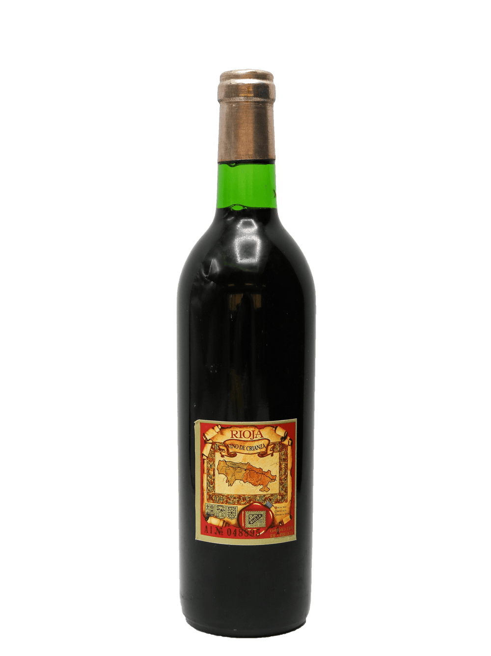 Buy Fine and Rare Spanish Red Wine Online Older Vintages