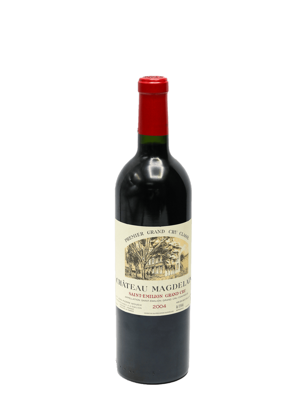 2004 Chateau Magdelaine Saint-Emillion Grand Cru
