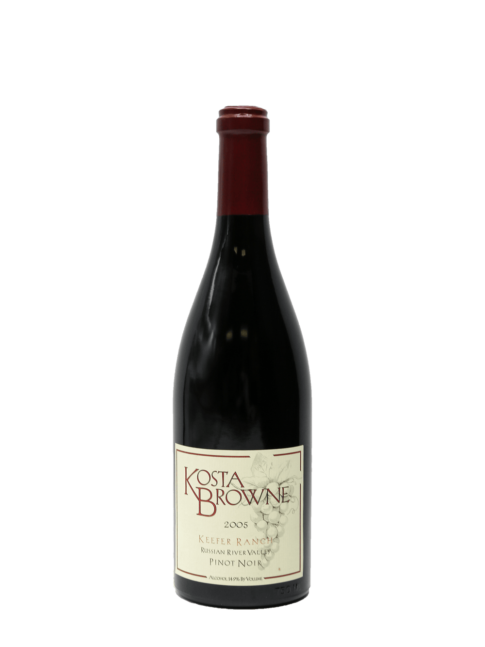 2005 Kosta Browne Pinot Noir Keefer Ranch