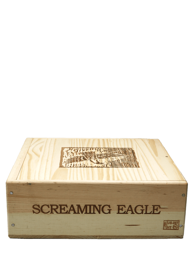 2006 Screaming Eagle Cabernet Sauvignon OWC 3 Pack